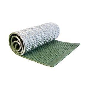 Pěnová karimatka Therm-a-Rest RidgeRest Solite - zeleno-stříbrná