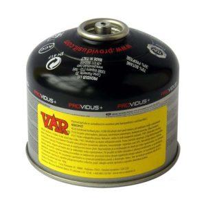 VAR CGV 220 plynová kartuše - vhodná i do nižších teplot a v náročných podmínkách