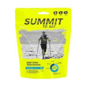 Nejoblíbenější jídlo Summit To Eat dušené hovězí ve vlastní šťávě s bramborem - lehce pikantní