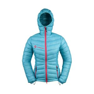 Propracovaná dámská péřová bunda Cumulus Incredilite Endurance Lady - sbalitelná do vnější kapsy