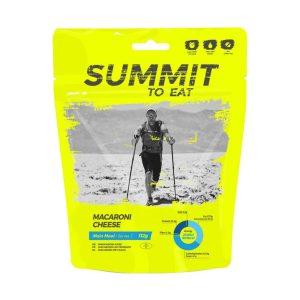 Dehydrované jídlo Summit To Eat makarony se sýrem - chutné jídlo, které vám zpestří jídelníček na treku
