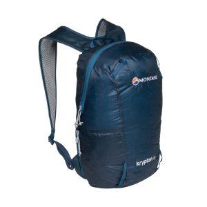 Malý batoh Montane Krypton 18 v modré barvě
