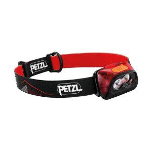 Výkonná a lehká čelovka Petzl Actik Core - černá