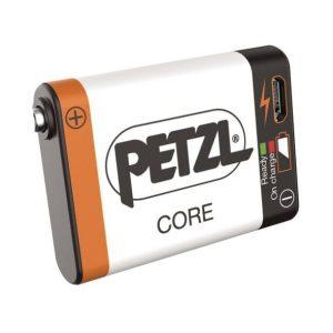Dobíjecí akumulátor Petzl Core - kompatibilní se všemi čelovkami Petzl s technologií Hybrid Concept