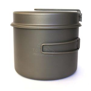 TOAKS Ultralehký titanový hrnec 1600 ml s pánvičkou