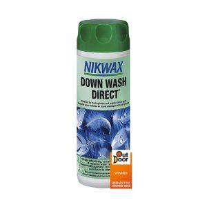 Prací prostředek pro spacáky a péřové oblečení Nikwax Down Wash Direct 300 ml
