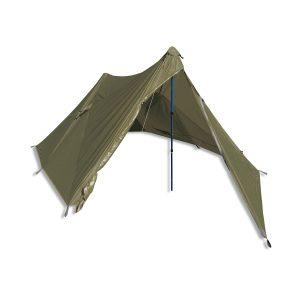 Ultralehký jednoplášťový stan bez podlážky pro dvě osoby Mountainsmith Mountain Shelter LT