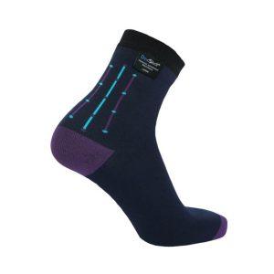 Třívrstvé nepromokavé ponožky DexShell Ultra Flex Sock - vnitřní povrch tvoří vlákna z bambusu, skvěle prodyšné a antibakteriální