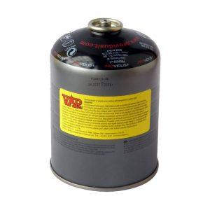 VAR CGV 425 plynová kartuše - vhodná i při nižších teplotách a náročných podmínkách