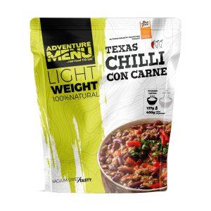 Vakuově balené jídlo Adventure Menu Chilli con Carne - Texasská klasika