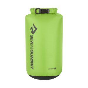 Lehký a odolný nepromokavý vak Sea To Summit Lightweight 70D Dry Sack - zelený