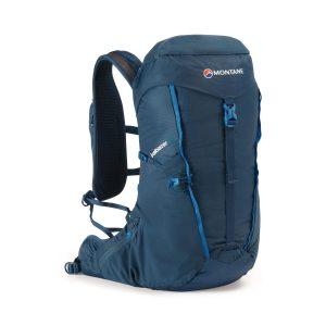 Batoh Montane Trailblazer 25 v modré barvě