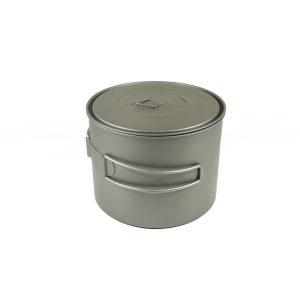 TOAKS Ultralehký titanový hrnec 1300 ml s pokličkou