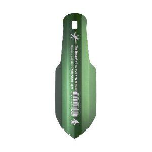 Ultralehká toaletní lopatka TheTentLab Deuce® #3 UL Trowel - zelená